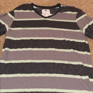 On the Byas t shirt L